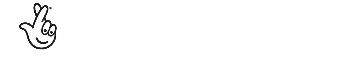 Lottery Funded - Arts Council England Logo